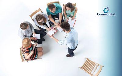 Recursos humanos de una empresa y la estrategia de comunicación