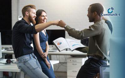 ¿Qué tanto beneficia Communik-t para la reestructuración de mi empresa?